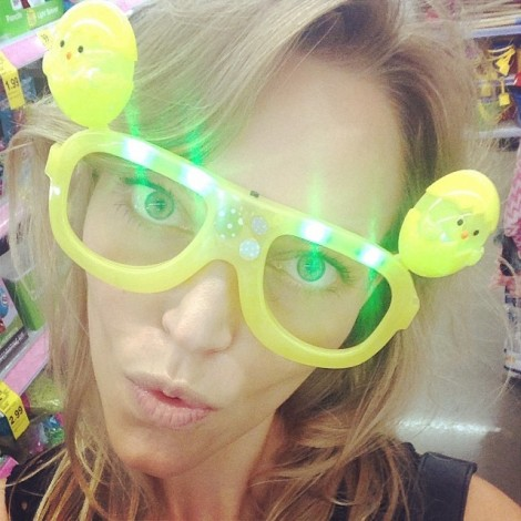 Hey Chickadee! Just wanted you to know that you're one hot chick! This is the #ChickFace not to be confused with the #DuckFace   #Happy #Easter #HotChick #Nerd #Dorky #Glasses #Shenanigans #TweetTweet #Love #Chickadee
