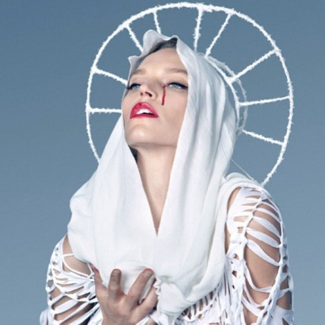 Good Friday is a religious holiday to commemorate the crucifixion of Jesus Christ. This is a shot from a fashion story we did in honor of this representing the tears of Mother Mary. Wishing you all a #GoodFriday!