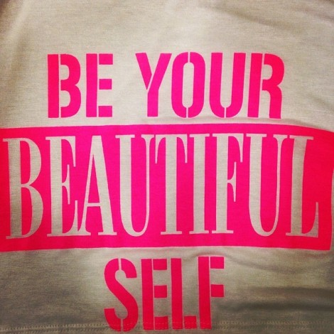 Be Your Beautiful Self #Beautiful #BeYOUtiful #Self #Selfie #SupermodelYou #YouAreBeautiful