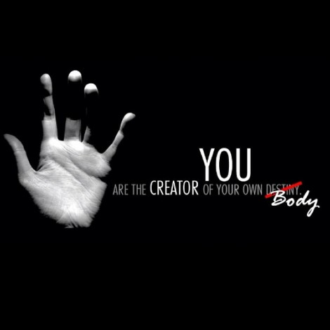 What kind of body are you creating? #YouCreateYou #YourLife #YourBody #YourFuture #YourDestiny #SupermodelYou #Limitless #CreateYourDreamLife #LiveYourDreams #UpToYou