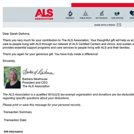 To all the people who nominated me for the #ALSIceBucketChallenge I prefer cold hard cash to cold hard ice cubes! #ThankYou #GiveBack #MoneyTalks #GiveAndReceive #LawOfReturn #BeGenerous