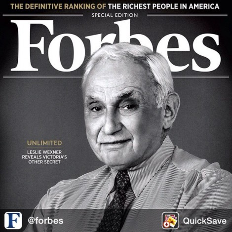 """#TheMan #TheLegend behind the clothes & the undergarments you very likely wear #FYI Repost from @forbes Leslie """"Les"""" Wexner built Victoria's Secret, Pink, Express and The Limited into one of America's alltime great retail fortunes. """"When I was a kid, before my first store, they talked about stores as theater and retail as theater. It still is,"""" says the 77-year-old, attired casually in gray slacks and a blue oxford. """"Retailing is a free form of entertainment."""" Yet this impresario shuns the spotlight. He's the CEO of a large publicly traded company, yet he rarely speaks on earnings calls. One of the legends of his industry, yet he almost never speaks to the press. In reality Wexner–net worth: $6.2 billion, good enough to make No. 80 on The Forbes 400–is an introspective guy who has been questioning his every move for decades. His professional success results from a compulsive restlessness and dissatisfaction that steer him away from the herd. His first great insight was focusing on a few products (The Limited) at the apex of the department store age. He expanded nationally when the biggest retail stores were regional concerns. When most competitors rushed overseas, he held back. And in his biggest score of all, he reimagined the lingerie business as a wholesome enterprise that could thrive next to the food court and the multiplex, rather than the boudoir and the peep show.Wexner now owns the only three bra labels that matter: Victoria's Secret, Pink and La Senza. Together they make up 41% of America's $13.2 billion lingerie market. Their next closest competitor, if you can call it that, has a 1% market share. Bath & Body Works, the world's largest beauty retailer, is his, too. He holds all of them under his thriving parent company, L Brands. """"What I worry about is a fear that you won't have the idea or that you have figured it out wrong,"""" he says.Read the full story by Dan Alexander on Forbes.com"""