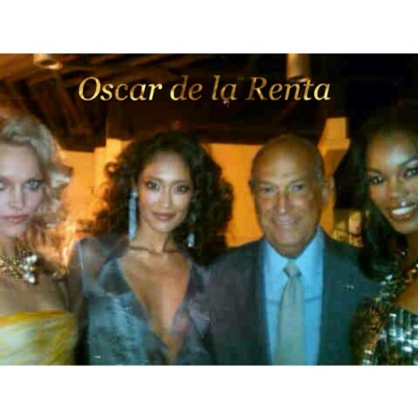 Your physical absence is not the death of you. Your legend carries on in the lives you have touched, the people you have inspired and in the things you have created. #ThankYou Mr. #OscarDeLaRenta #YouAre #Forever a #Fashion #Legend & #Icon