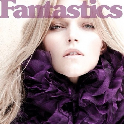 You can be whoever you want, but be the most fantastic version of yourself possible.  Thank you @fantastics #magazine for making me your #CoverGirl & thank you @renedupontphotography @tineibsen & @cocojohnson for making me #beautiful #YouAreFantastic #BeYourself #BeYOUtiful #Fantastic #Fantastique #Fantastical #LAModels @lamodels @lamodelsrunway