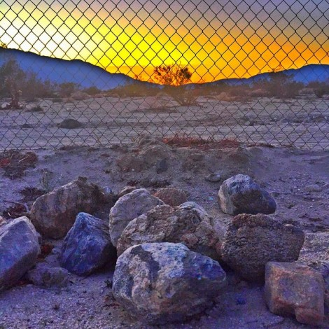 No matter how deserted you might feel, you are never alone  #Deserted #Desert #DesertSunset #NeverAlone
