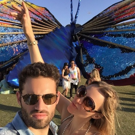 Your time as a caterpillar is done. Your wings are ready for you.  The caterpillar/butterfly art installation at #Coachella2015 are beautiful reminders that life is too short to stay in your cocoon forever or in your lower vibration caterpillar body… #YouWereMeantForSoMuchMore #SpreadYourWings #Butterfly & #Fly