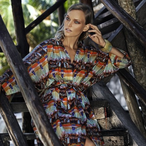 New Editorial for @altfordamerne shot by the talented photographer @jaclynadams styled by the creative  @mariaangelova_fashionaddict assisted by @dani_at2 & hair & makeup by the lovely @campbellritchie #DreamPlace #DreamTeam #Tulum